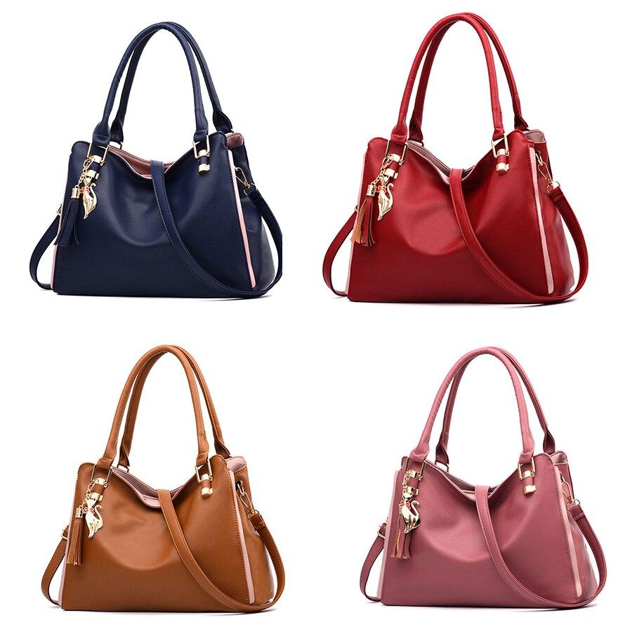 New sleek large-capacity handbag