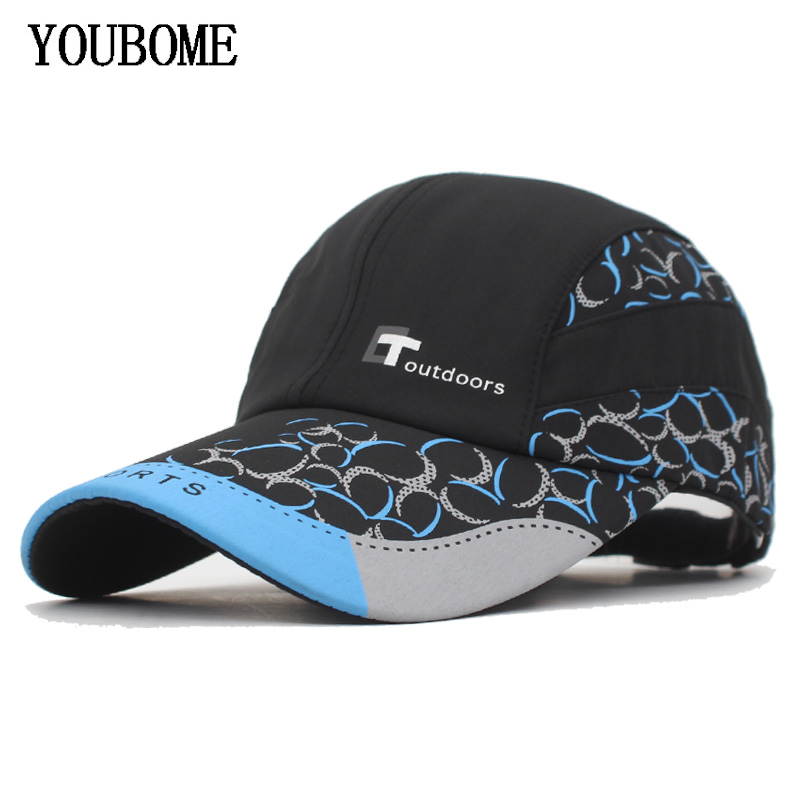 YOUBOME Summer Baseball Cap Women Snapback Caps Men Quick-Dry Hats For Men Hip hop Gorras Casual Casquette Bone MaLe Cap Hat