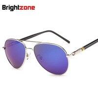 Couleur lunettes de Soleil Polarisées Homme Classique Couleur Film Sport lunettes de Soleil lunettes de Soleil Petits Crustacés Avec Fonds oculos de sol gafas