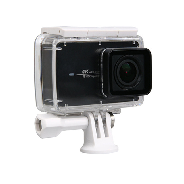 New arrival Diving Waterproof Case for Original Xiaomi YI Action Camera Housing Xiaoyi II 2 4K Case Xiao mi YI 4K 2 accessories