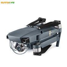 Sunnylife DJI Mavic PRO HD Camera Gimbal Lens Sun Hood Protector Case Transparent Cap ND4 ND8 ND16 ND32 Dimmer Gimbal Cover