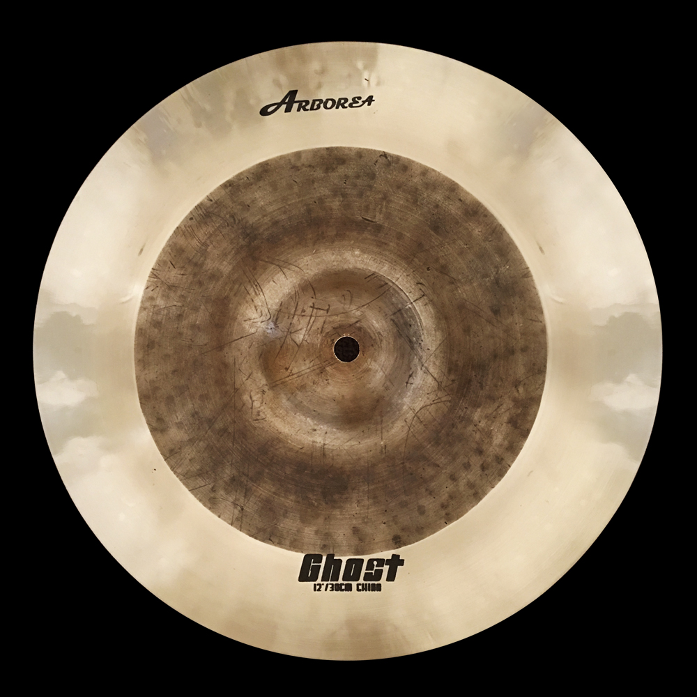 ARBOREA cymbals Ghost series 12 china cymbal B20 cymbal for sale