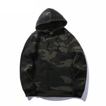 2018 New Autumn Winter Men Long Sleeve Hoodies Fashion Camouflage Casual Sweatshirts Men Sportswear US/EU Size Wholesale все цены