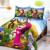 3/4 CÁI Phim Hoạt Hình Bedding Sets 100% Cotton Trẻ Em Trải Giường với Duvet cover + Bedsheet/Được Trang Bị Tấm + gối Trường Hợp Set