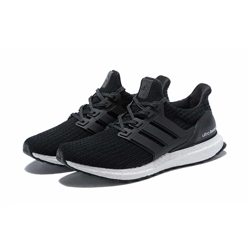 new arrival 4e950 b59ae Adidas Ultra Boost 4.0 UB 4.0 Popcorn Running Shoes Sneakers Sports for  Women White Black BB6166 36-39 EUR Size W