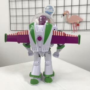 Image 4 - لعبة قصة 3 4 يتحدث الطنانة الخفيفة البلاستيكية عمل الشكل دمية لعبة للأطفال الأطفال هدية