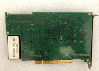 PCI-MIO-16XE-50 data acquisition card