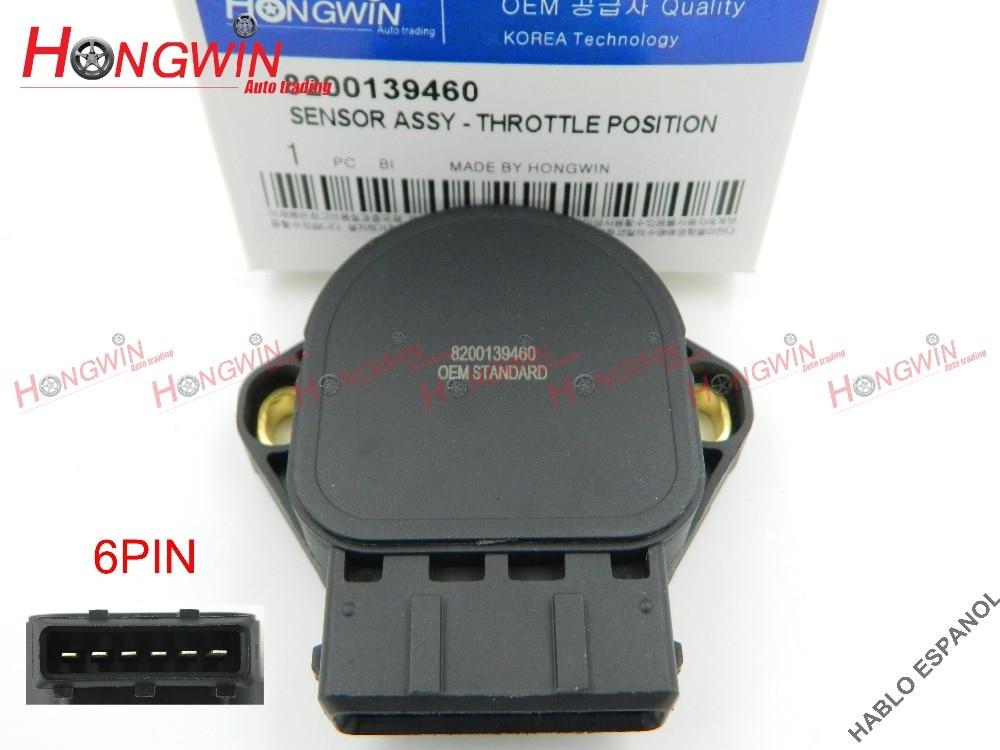 Sensore posizione farfalla,Sensore posizione farfalla 35102-38610 per ATOS PRIME 1.0 i 08.1999 MX