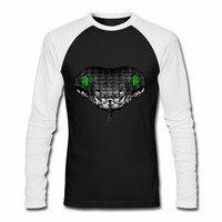 2018 New Fashion Men S Snake Design Print Raglan T Shirt Camisetas Hombre New Brand Top