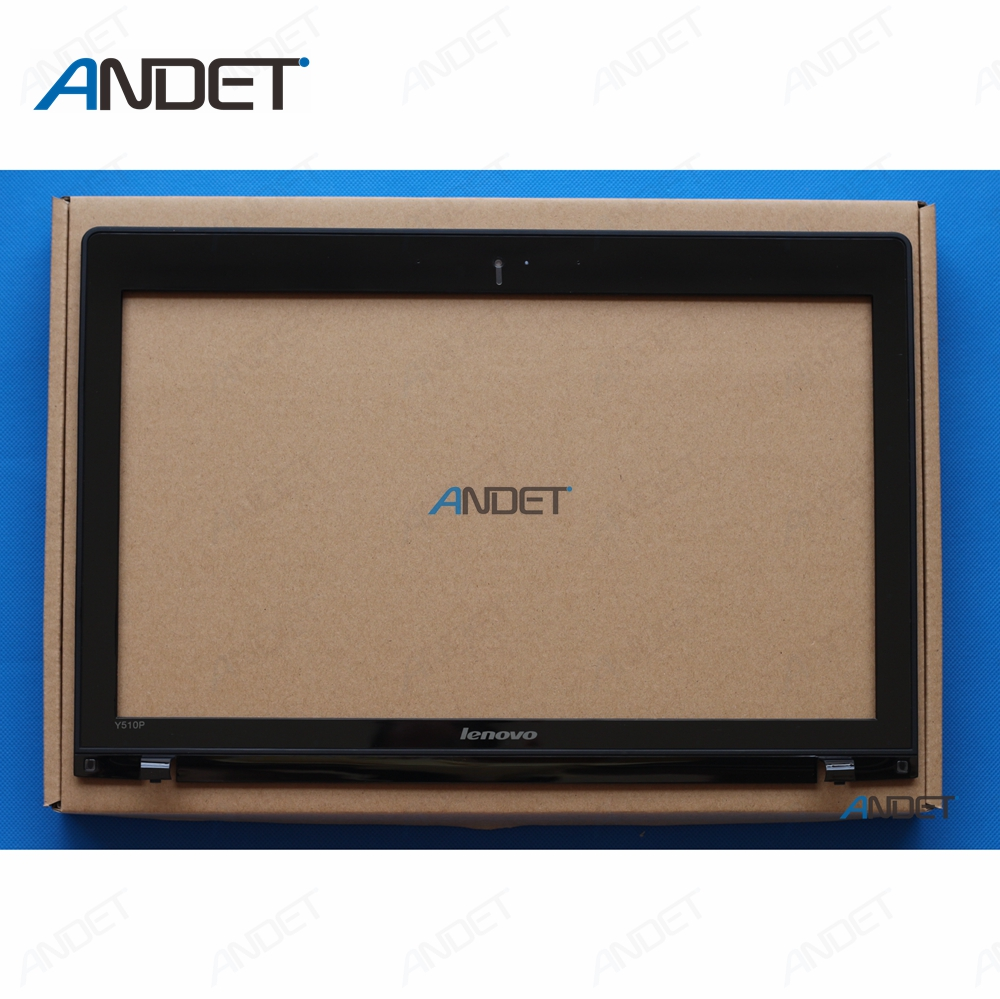 New Origianl For <font><b>Lenovo</b></font> IdeaPad <font><b>Y500</b></font> Y510P LCD Front Bezel Cover 15.6
