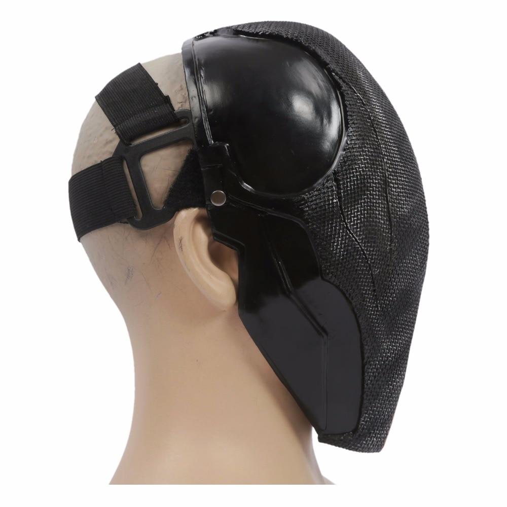 Online Shop New Hot Deathstroke PVC Mask Helmet Batman:Arkham ...