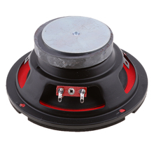 5'' inch 4ohm 25W Audio Speaker Subwoofer Bass Horn Magnetic Loudspeaker цены онлайн