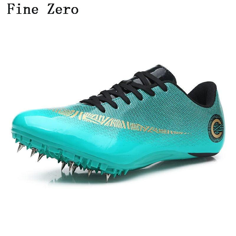 Fine Zero Green Blue Gym Shoes Men