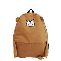 Women Backpack New Japanese Foreign Trade Creative Animals Cute Bear Backpack Women College Student Backpack Nbxq142