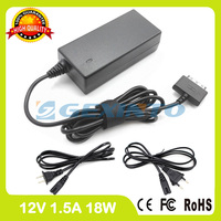 12V 1 5A 18W Tablet Pc Charger For Acer Iconia Tab W511 W511P ADP 18TB A