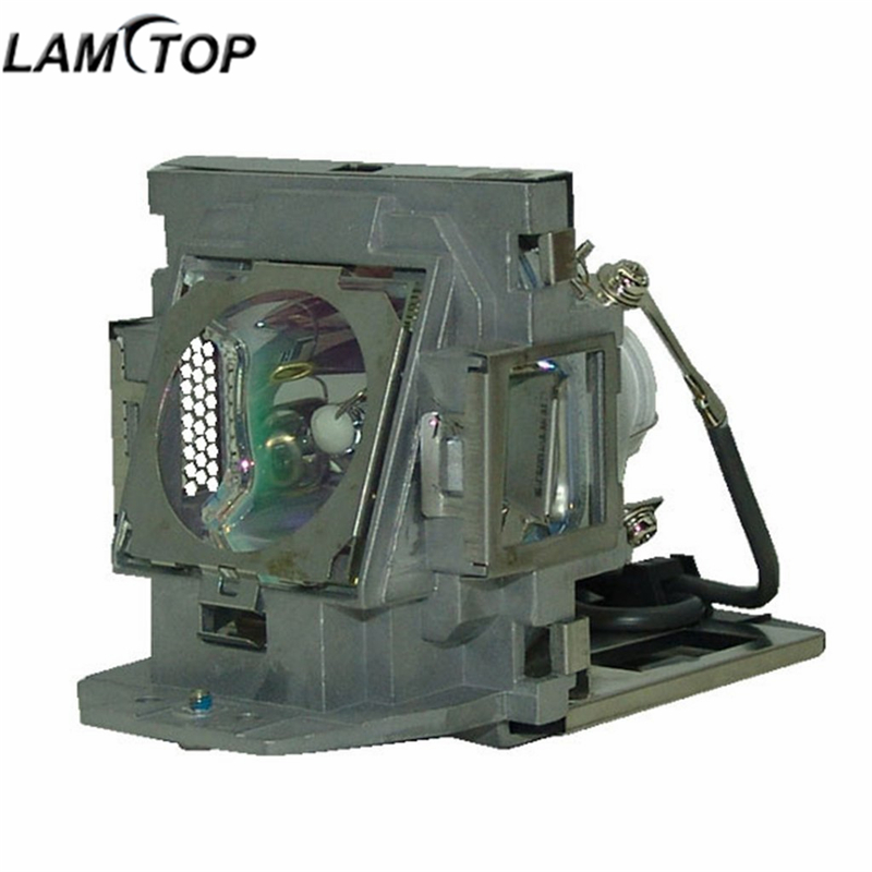 LAMTOP 9E.0CG03.001 replacement compatible projector lamp bulb with housing SP870 awo sp lamp 016 replacement projector lamp compatible module for infocus lp850 lp860 ask c450 c460 proxima dp8500x
