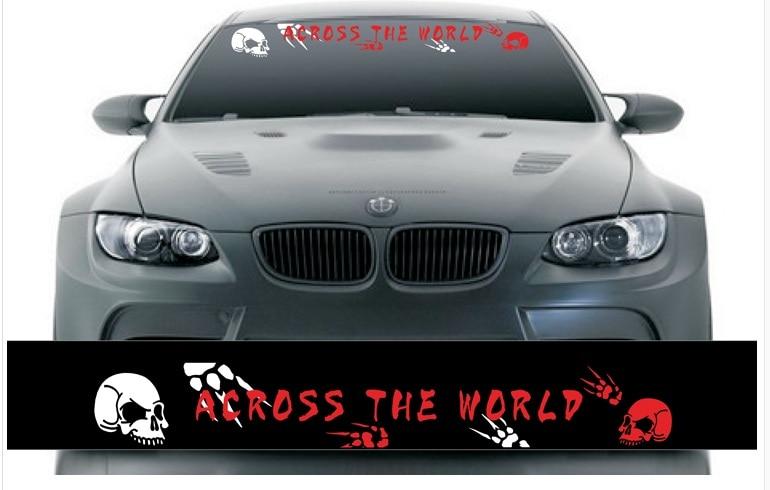 Popular Custom Windshield StickersBuy Cheap Custom Windshield - Custom stickers for cars windshield