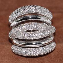Женская свадебная симпатичная повязка на палец размер 5 11 Новое