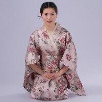2016 Dress Traditional Japanese Clothing Geisha Japanese Kimono Traditional Kimono Coat Yukata for Woman