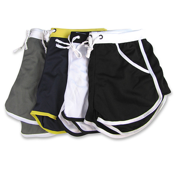 2018 New Fashion Quick Dry Clothing Men's Casual Shorts Household Man Shorts G Pocket Straps Inside Trunks Beach Shorts 1