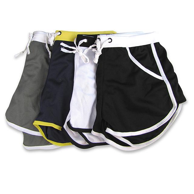 2018 New Fashion Quick Dry Clothing Men's Casual Shorts Household Man Shorts G Pocket Straps Inside Trunks Beach Shorts