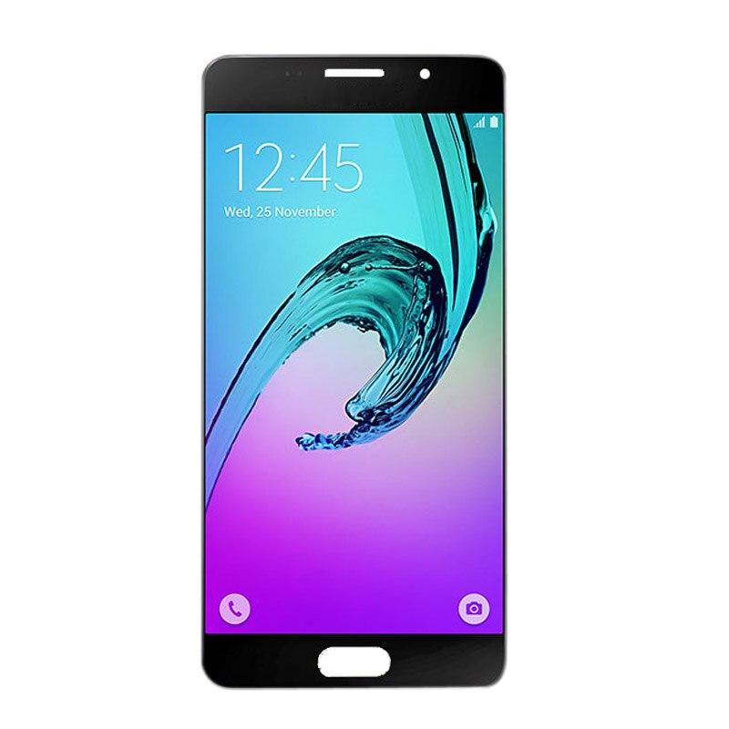 A510 lcd pour samsung Galaxy A5 2016 A510 A510FD A510F A510M écran lcd ensemble numériseur à écran tactile de Remplacement 100% Testé