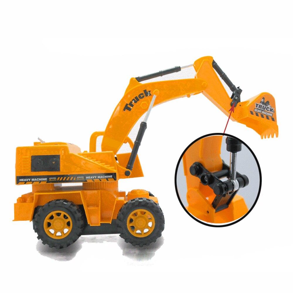 2017 New Arrival 1:16 Remote Control Car Toy Car Truck Excavator Cable Remote Control Car For Kids Chidren Child Jouet Enfant