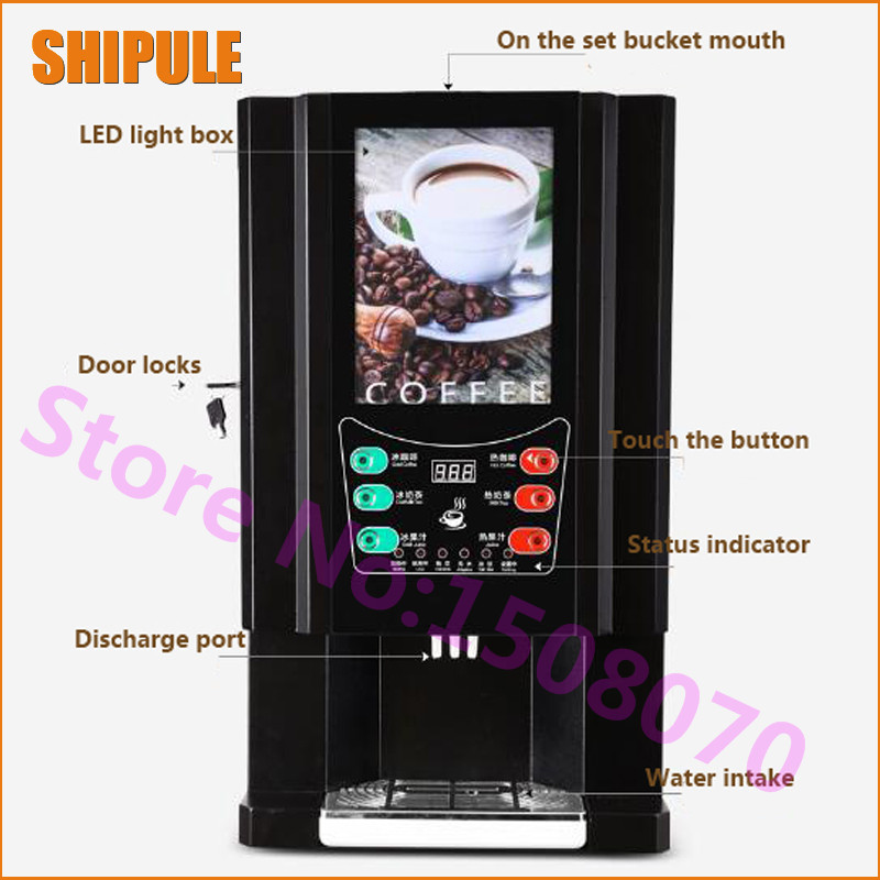 SHIPULE China supply commercial and office use dining coffee machine cold and hot drink dispenser machine sale phoenix 11221 china southern airlines skyteam china b777 300er no 1 400 commercial jetliners plane model hobby