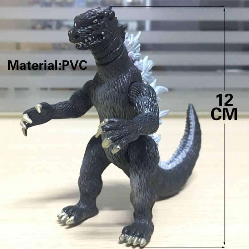 Gojira Gomora, muñecas ultraman, figuras de acción de PVC, juguetes de anime, colección de personajes favoritos de los niños, juguetes de dinosaurios