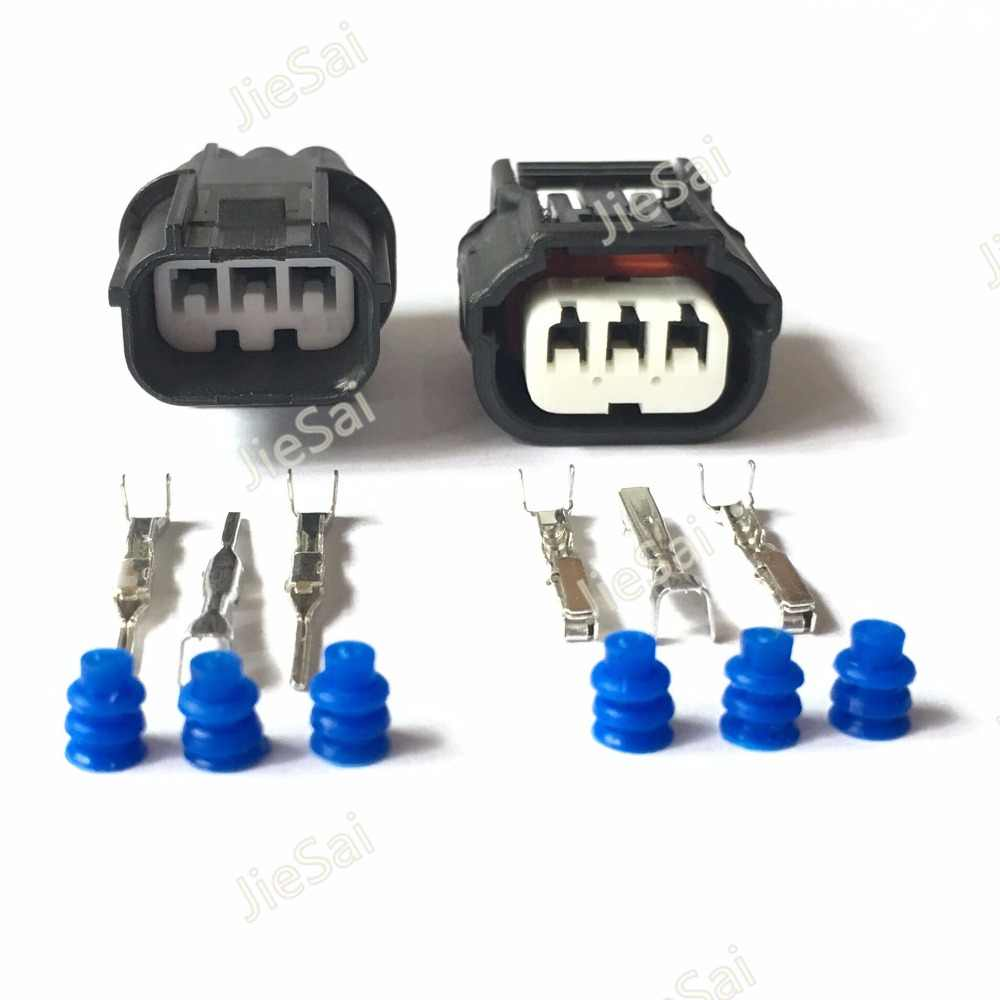 3 pin sumitomo 6189-7037 6188-4775 female male waterproof automotive  electrical wiring connector