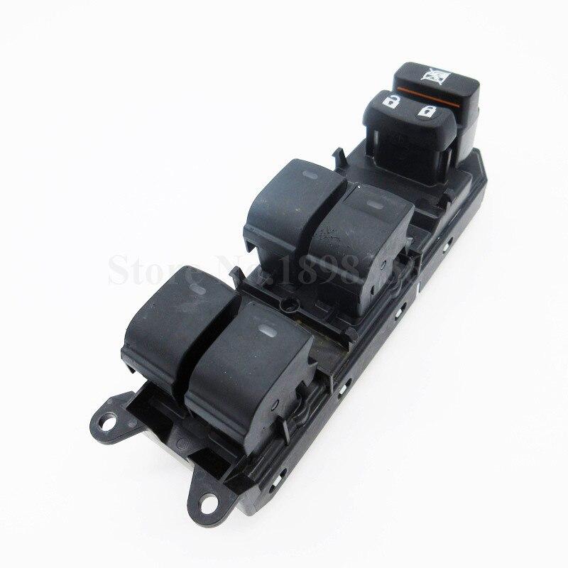 Мастер Мощность переключатель окна для 2008-2014 Toyota Camry Allion 2011 для Lexus ES350 2007-2009 OEM 84040 -33080