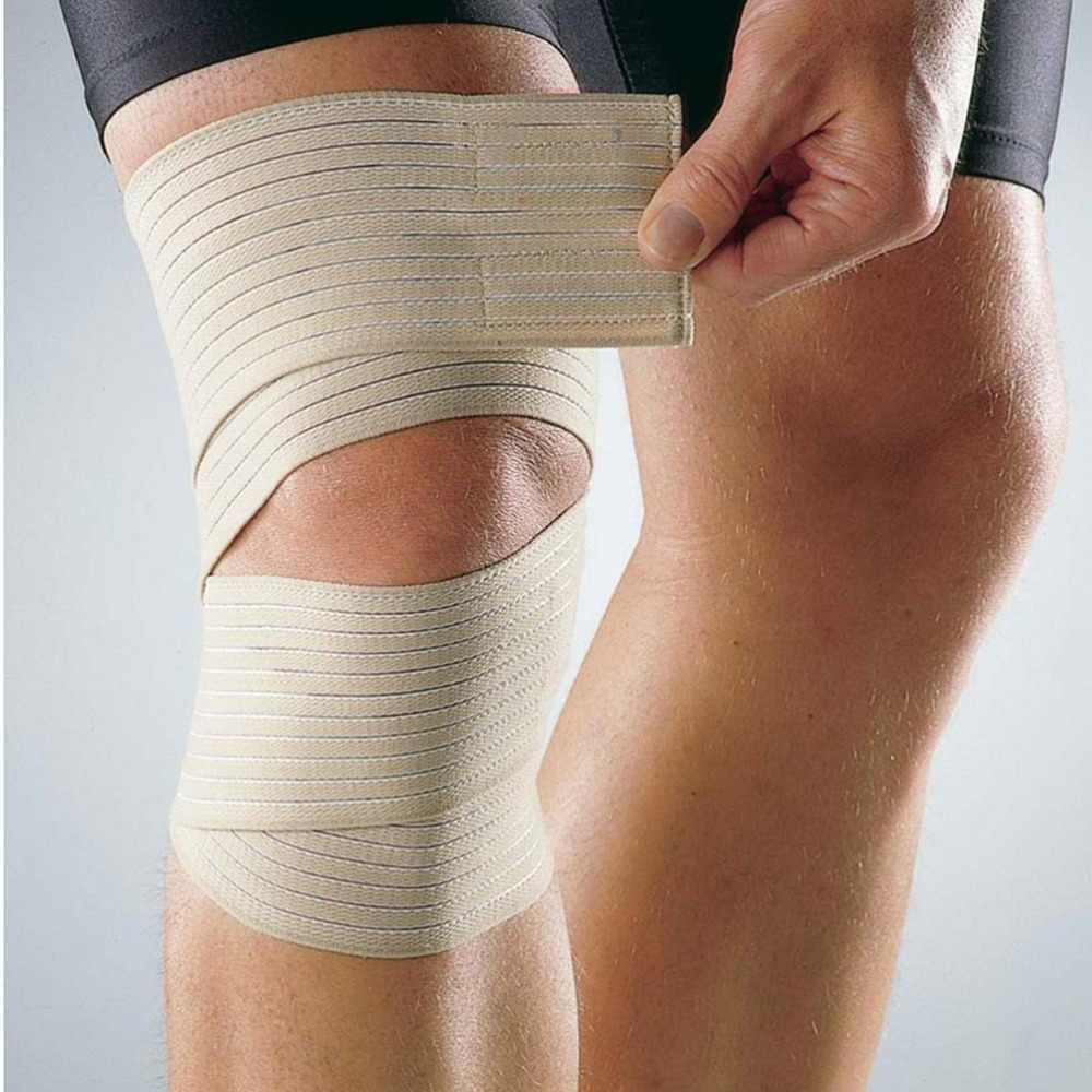 Уход за ногами подтяжки лодыжки Поддержка лодыжки спиральная повязка на рану Волейбол Баскетбол лодыжки Orotection регулируемые эластичные ленты