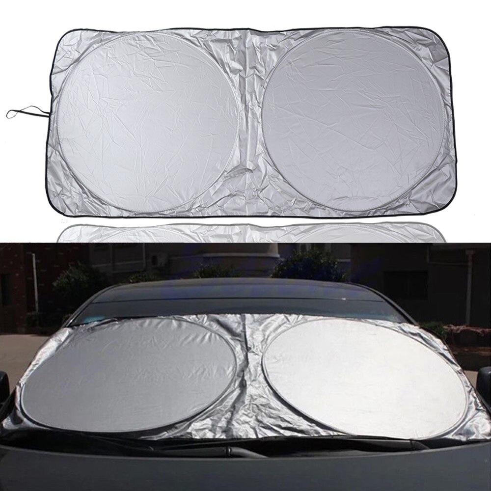 Cartoon Car Sunshade,Front Auto Car Universal Windshield Sun Shade Visor,Foldable Cartoon Car Windscreen Frost Snow Cover yestter Front Windshield Sunshade Visor