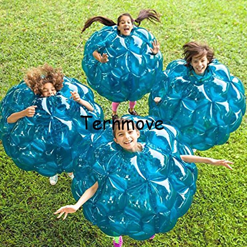 Copain boule de butoir, gros football gonflable humaine bulle ballon de football, Portable Pare-chocs Corps Boules 36 , des boules de hamster