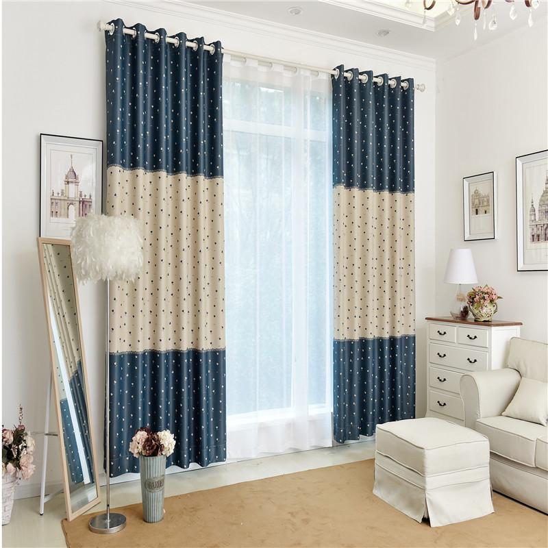 el nuevo pao de la cortina dormitorio dormitorio cortinas hit color de doble cara de impresin