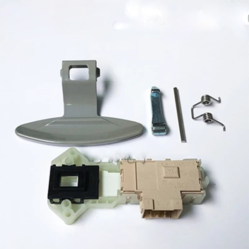 For Siemens LG washing machine electronic door lock delay switch kit WD-N10270D WD-T12235D WD-T80105 washing machine parts