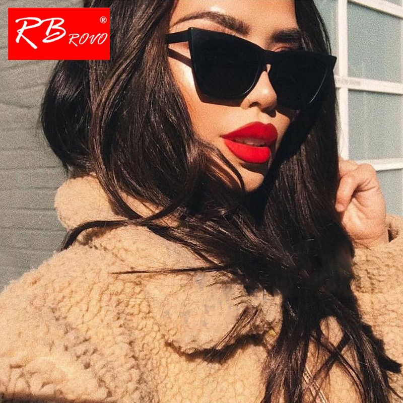 RBROVO 2019 Plastic Vintage Luxury Sunglasses Women Candy Color Lens Glasses Classic Retro Outdoor Travel Lentes De Sol Mujer-in Women's Sunglasses from Apparel Accessories on Aliexpress.com | Alibaba Group