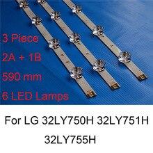 купить Brand New LED Backlight Strip For LG 32LY750H 32LY751H 32LY755H 32