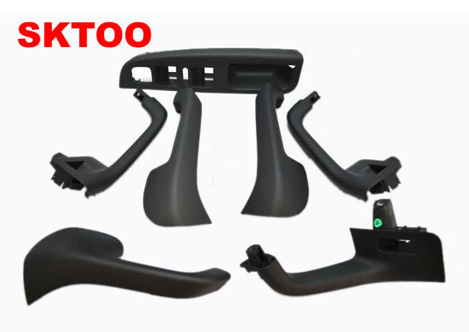 SKTOO 7pcs for VW Golf 5 GTI MK5 MK5 Jetta Sagitar HandleTop Interior door quality factory