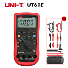 UNI-T UT61E 1000V True RMS Digital Multimeter 22000 Counts AC DC RS232 REL Value Peak Hold Data Relative Mode Duty Cycle