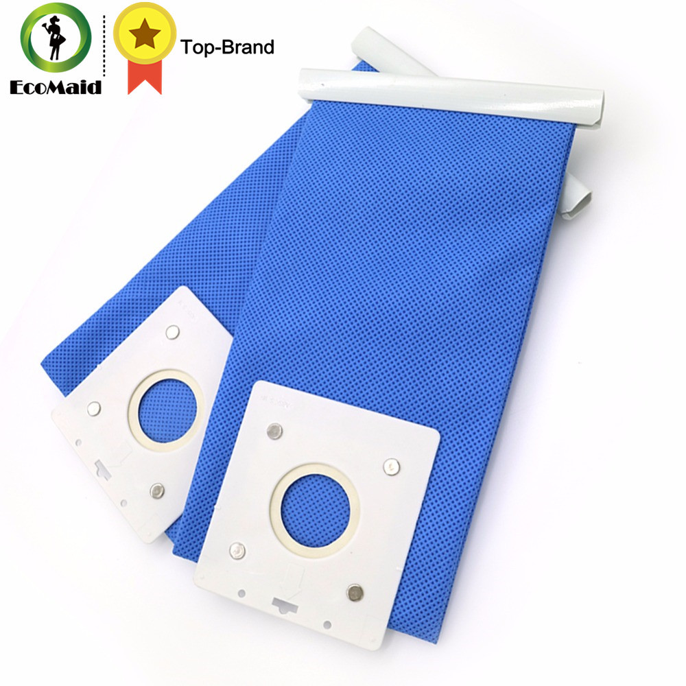 3Pcs Dust Bag For SAMSUNG DJ69-00420B Vacuum Cleaner Washable Rubbish Bag Cleaning Spare Part Replacement Vacuum Bag