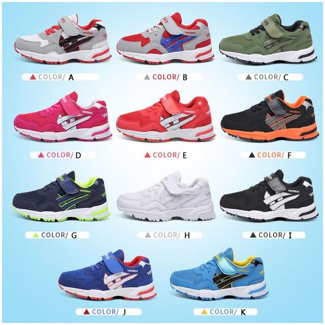 210ec611 2018 nueva marca niños Zapatillas Zapatos Niños calzado niños zapatos  deportivos niños niñas Zapatos Zapatillas de