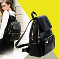 2016 Hot New Brand Women Fashion Pu Leather Backpacks Women's School Travel Shoulder Bag for Teenagers Girls Bags Mochilas FR054
