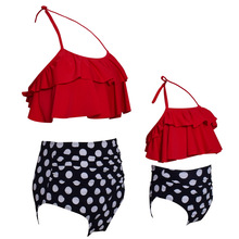 Family Match Swimwear – Mommy and me Bikini Beachwear