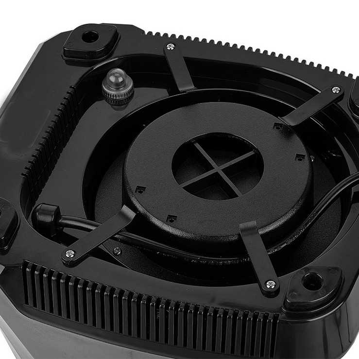 Tela sensível ao toque Digital Automático Inteligente Programa de Smoothies Liquidificador Profissional heavy duty misturador processador de alimentos juicer