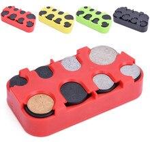 Креативный высокое качество евро/доллар Монета диспенсер для хранения монет кошелек держатели для кошельков коробка для хранения