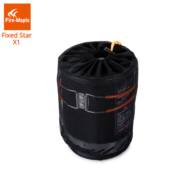 Fire Maple Fixed Star 1 Personal Cooking System Outdoor Hiking Camping Equipment Oven Portable Propane Gas Stove Burner FMS-X1