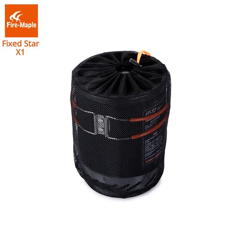 Fuego Arce Estrella Fija 1 Personal Sistema de Cocción Al Aire Libre Equipo de Camping Senderismo FMS-X1 Horno Quemador Estufa Portátil de Gas Propano - 5