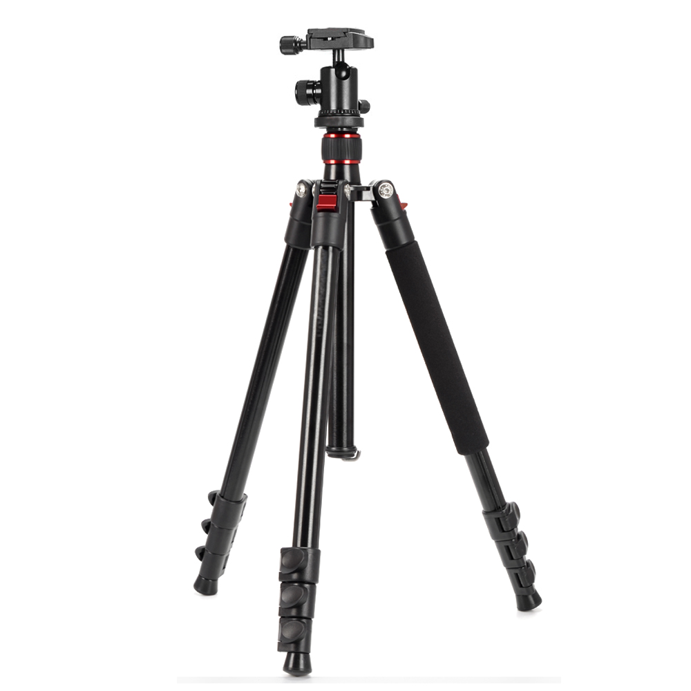 TRIOPO CT 628 KJ 1S Professional Portable Aluminium Alloy Photo Video Tripod Max Load Capacity up