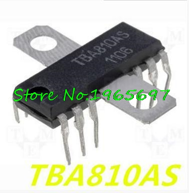 1pcs/lot TBA810AS TBA810S TBA810 810AS DIP-12 In Stock